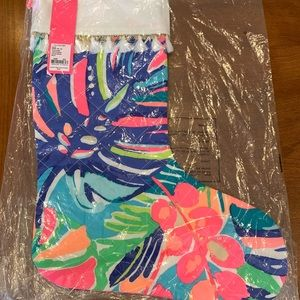 NWT LILLY PULITZER STOCKING